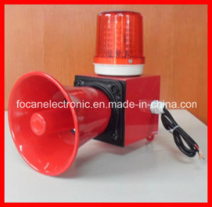 Outdoor Horn Siren Speaker and Strobe Light with 100V, 220V pictures & photos