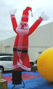 Air Dancers, Santa Claus Inflatable Christmas (C1004) pictures & photos