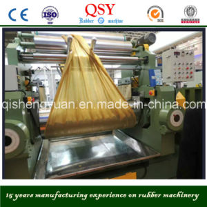 Open Rubber Machine/Tyre Recycling Line /Rubber Floor Production Plant pictures & photos