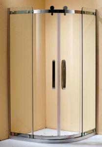 Sliding Door Tempered Glass Shower Enclosure