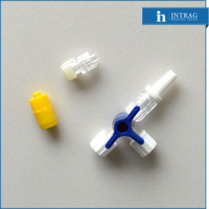 Sterile IV Cannula with Port pictures & photos