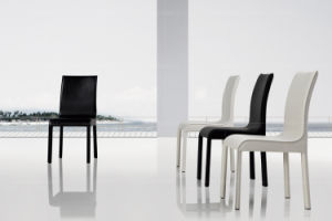 (SY-049) Home Furniture PU Leather Dining Chair pictures & photos