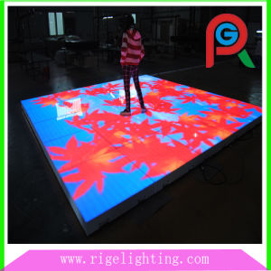 LED Video Floor /LED Floor (RG-527V) pictures & photos