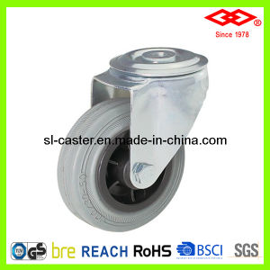 100mm Swivel Bolt Hole Castor Wheel (G102-32D100X30) pictures & photos