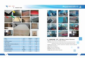 2200*2800*5mm Plain MDF / Big Size MDF Muti-Purpose pictures & photos