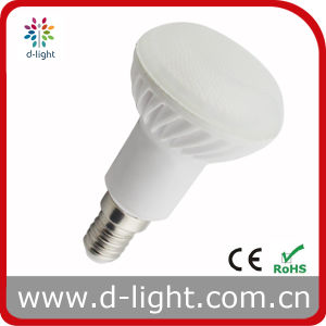 R50 5.5W E14 Warm White Energy Saving Ceramic LED Light