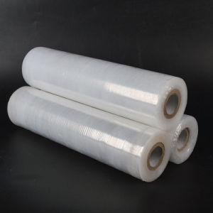 PE Hand Use Stretch Packing Film for Pallet pictures & photos
