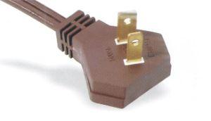NEMA 1-15p Flat Plug pictures & photos