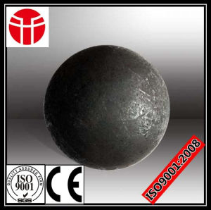High Quality Manganese Forged Steel Ball for Mines of Shandong, China