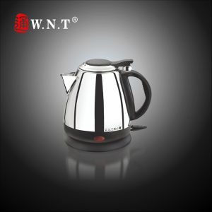 Cordless Stainless Steel Electric Water Kettle (ET602)