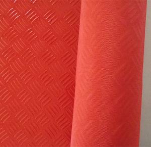 Embossed Outdoor Indoor Plastic Vinyl PVC Roll/Rolling/Rolled Runner Door Floor Flooring Mats pictures & photos