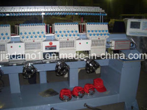 1204 Cup and Flat Embroidery Machine pictures & photos