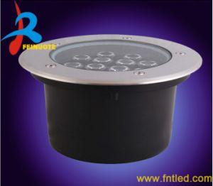 Stainless Steel 12W LED Underground Light