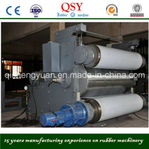 Rubber Flooring Production Line of 1600mm Sheet Drum Vulcanizer pictures & photos