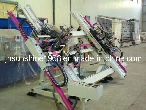 Four Point Welding Machine / PVC Window Door Welding Machine (SHZP) pictures & photos