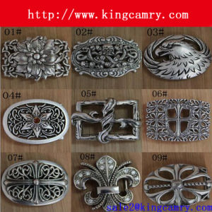 Fashion Retro Belt Buckle and Antique Style Belt Buckle pictures & photos