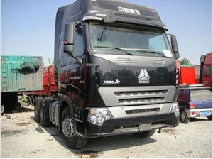 China Sinotruk 6X4 Tractor 336HP HOWO
