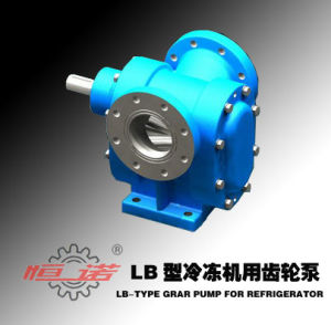 Lb Series Gear Pump for Refrigerator pictures & photos
