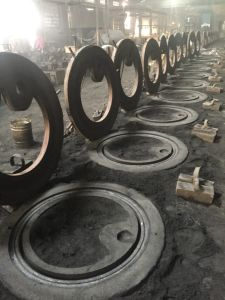 Trailer Parts Swivel Bearing Turn Table pictures & photos