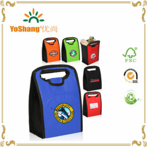 Hot Sale Customized Cheap Price Non Woven Polyester Insulated Lunch Cooler Bag pictures & photos