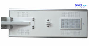 High Power 80W LED 100W PV All in One Integrated Solar Street Light (SNSTY-280) pictures & photos
