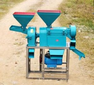 High Quality Home Use Small Model Rice Mill pictures & photos