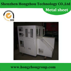 Sheet Metal Box Fabrication Deep Drawing Parts pictures & photos