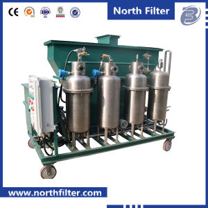 Hydraulic Oil Water Separation Plant pictures & photos