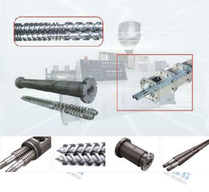 Bimetallic Twin Screw Barrel (QY-A05)
