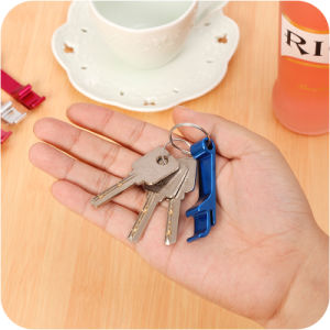 Gift Souvenir Cheap Customized Blank Metal Key Chain Bottle Opener pictures & photos
