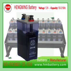 1.2V 150ah Ni-CD Extra High Rate Alkaline Battery for Engine Starting pictures & photos