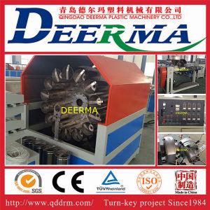 PVC Fiber Garden Hose Manufacture Machine Line