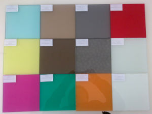Green Laminated Glass pictures & photos