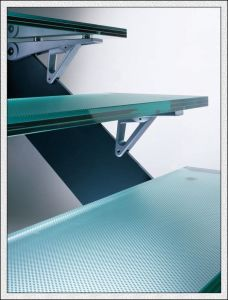 12mm Clear Toughened Glass for Stairs/Handrails/Table Top pictures & photos