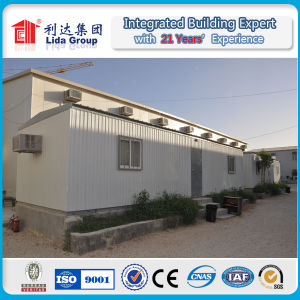 Prefabricated House Light Steel House pictures & photos