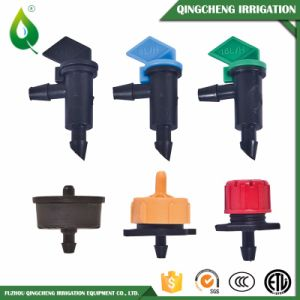 High quality Adjustable Water Fittings Plastic Drip Irrigation System pictures & photos