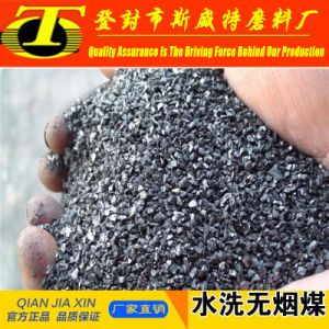 High Quality Anthracite Filter Media/Silica Sand/Manganese Sand pictures & photos