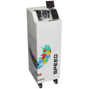 Newly Designd Fdj-126 Dual-Display Vacuum Banknote Counter for Bundled Money