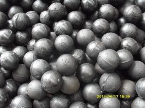 High Hardness Grinding Ball (material 60MN, dia65mm) pictures & photos