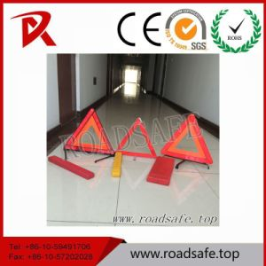 Roadsafe Traffic 43cm Length Emergency Car Triangle Sign Warning Triangle pictures & photos