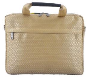 Gold Laptop Bag Messenger Bag (SW3070C) pictures & photos