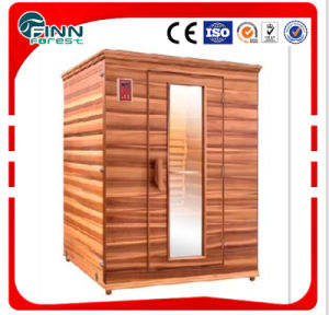 New Design Fashionable Steam Sauna Infrared Sauna and Steam Combined Room, Sauna Room pictures & photos
