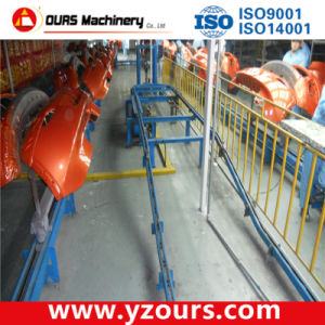 Car Parts Automatic Painting Line pictures & photos