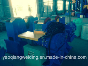 International Standard Self-Adjustable Pipe Welding Rotator pictures & photos