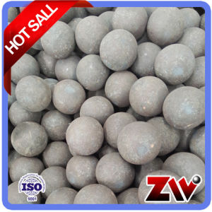 Top Rank Forged Cast Grinding Steel Balls for Ball Mill in Jinan pictures & photos