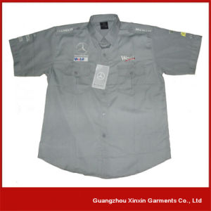 Motor Racing Button Shirts Wholesale (S25) pictures & photos