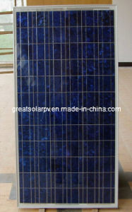 Poly Solar Panels 100watt Mainly OEM/ODM to UAE, Nigeria, Pakistan, Mexico etc (GSPV100P) pictures & photos