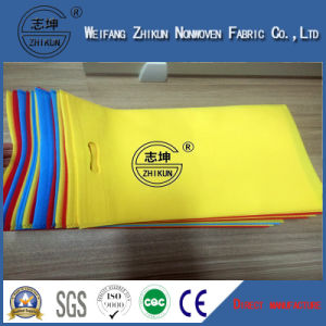 50-120gms PP Spun-Bond Non Woven Fabric Used for Shopping Bag pictures & photos
