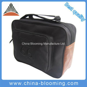 Leisure PU Polyester Airline Sling Despatch Messenger Shoulder Bag pictures & photos