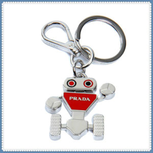 New Design Alloy Robot Pendant Key Chain pictures & photos